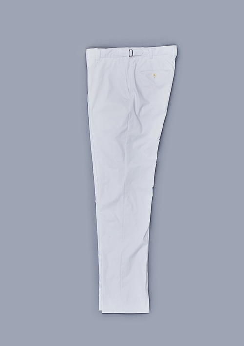 OX1 BALL-POKET PANTSTWILL / WHITE